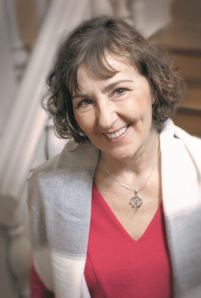 Porträt Heidemarie Redmer